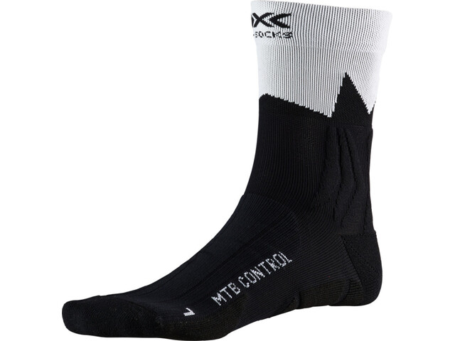 X-Socks MTB Control Socks, black/anthracite